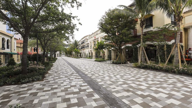 The operators of Rosemary Square, formerly called CityPlace, have been sued by their former security guard company.