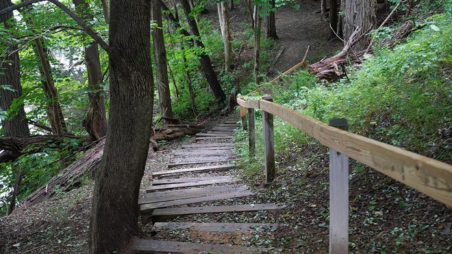 The Community Trail in Dover is expanding.
