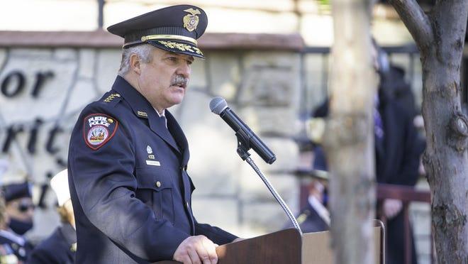 Pueblo Police Chief Troy Davenport