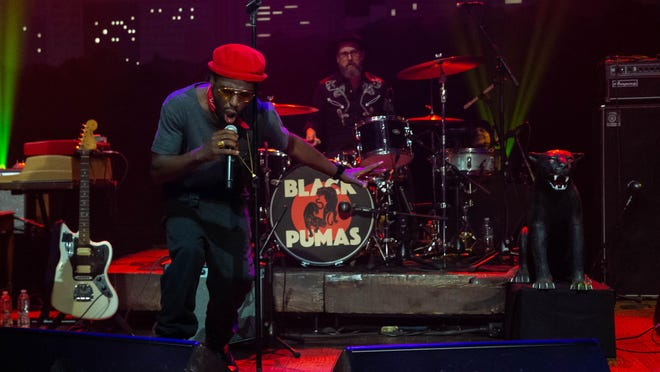 Black Pumas will perform as part of the Rock the Border, Stop the Wall concert.