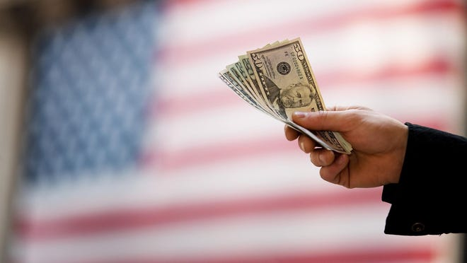With trillions in mounting debt, the government will spend more on interest than national defense by 2025, taxpayer advocates say.