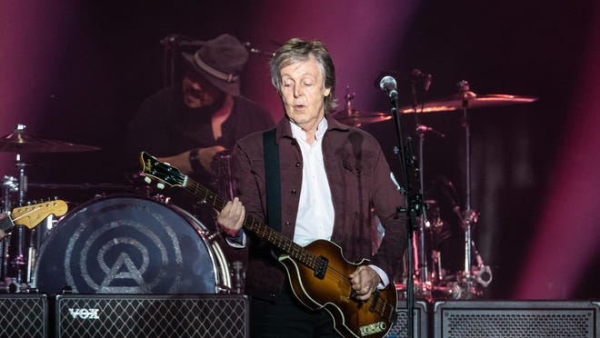 The virtual ACL Festival broadcasts will include Paul McCartney's epic 2018 set.