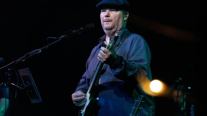 Christopher Cross says his recovery from Guillain-Barré Syndrome, a compication that developed after he contracted COVID-19, has slowed recently.