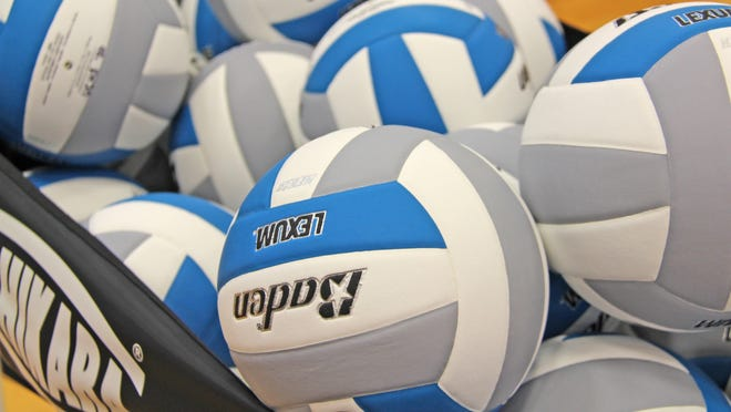 Thursday was a busy day for local volleyball teams as the season slowly winds to a close.
