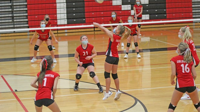 """The LMS seventh grade """"A"""" team finished off 2020 with a Cardinal victory."""