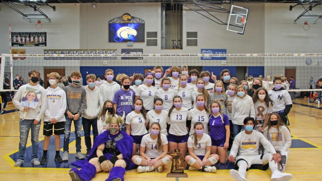 It appears the Bronson Lady Vikings will have a few fans in attendance at their State Quarterfinal battle with MSMCC next Tuesday after the Health Department made changes to allow indoor spectators.