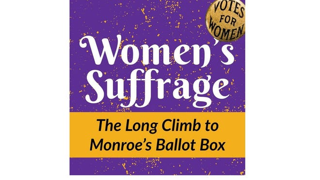 One-hundred years ago today, the 19th amendment was signed into law. On Aug. 31, 1920, Monroe women voted in their first primary election.