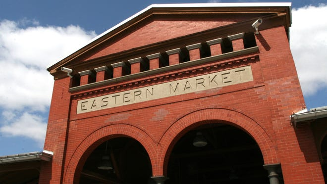 The Sunday Street Market will be held in Shed 3 at Detroit's Eastern Market on Nov. 30, Dec. 7 and Dec. 14. It will feature locally made gifts, wreaths, garlands, Christmas trees and Santa.