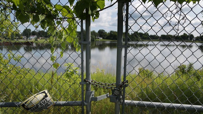The contaminated site where Velsicol Chemical produced compounds and products on its 54-acre main plant site in St. Louis, Mich., from 1936 until 1978.