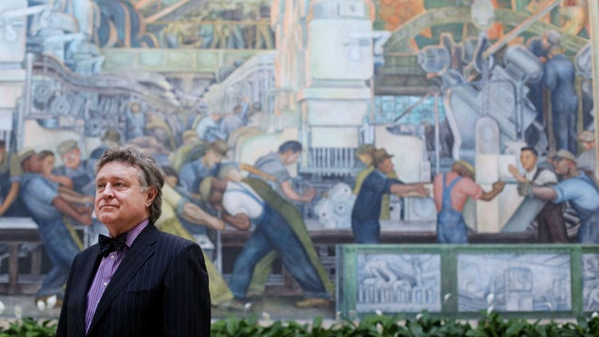 Graham Beal, director of the Detroit Institute of Arts since 1999, announced that he will retire at the end of his contract in June.