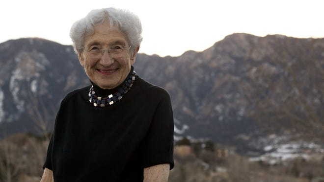 Ruth Adler Schnee was named the 2015 Kresge Eminent Artist. She is a pioneering textile designer known for her bold, colorful and ebullient abstract designs. The $50,000 lifetime achievement prize comes amid a growing crescendo of international recognition, including a film.
