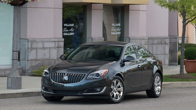 Consumer Reports named the Buick Regal its top pick among sporty sedans. Buick was ranked 7th of 28 brands in the magazine's third annual Brand Report Card. It was the first time any domestic brand made its top 10.