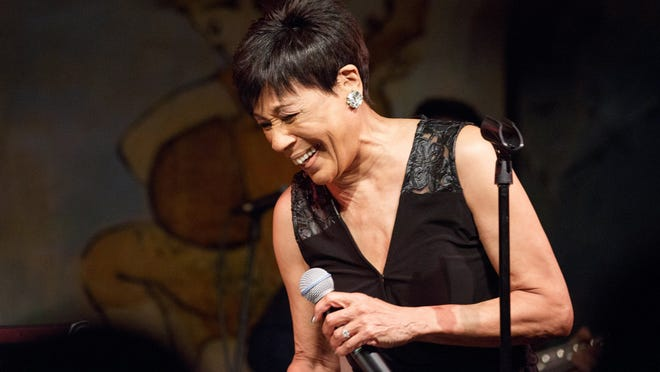 """Bettye LaVette enjoys the intimate surroundings of the Cafe Carlyle. """"I look my audience in the eye,"""" she says. """"I love it when it's as small as the Carlyle, because it can be as personable as I want it."""""""