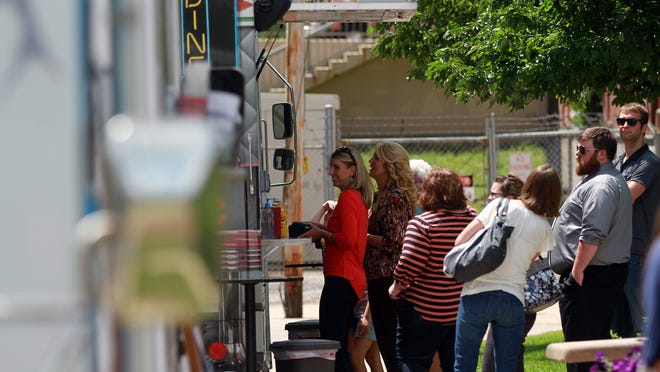 The Iowa City Council decided Tuesday, Feb. 7, 2017 to initiate a late night food truck pilot program, set to begin March 1.