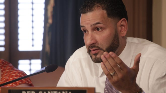 Rep. Harvey Santana, D-Detroit