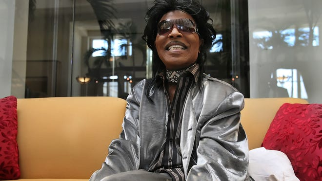 Rock legend Richard Penniman or Little Richard was involved in a two-vehicle accident Monday in Murfreesboro.