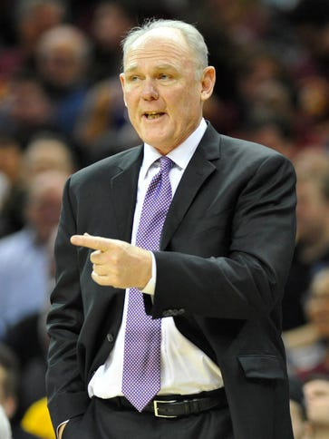 Sacramento Kings and coach George Karl have decided