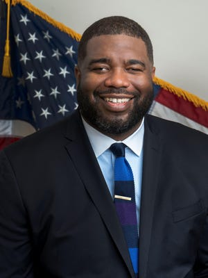 Odie Donald II, city manager of South Fulton, Ga.