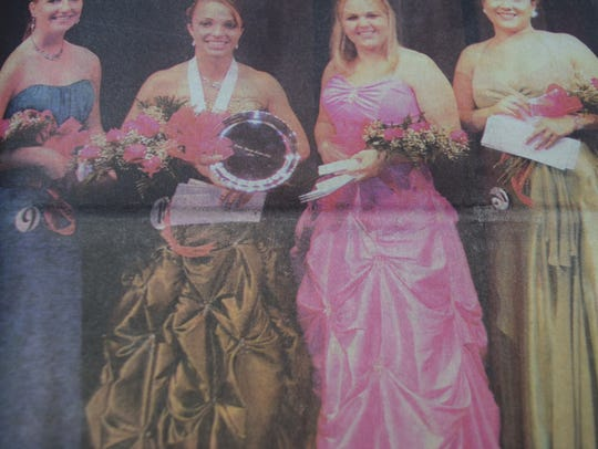 The 33rd Junior Miss program was held at UCHS in August