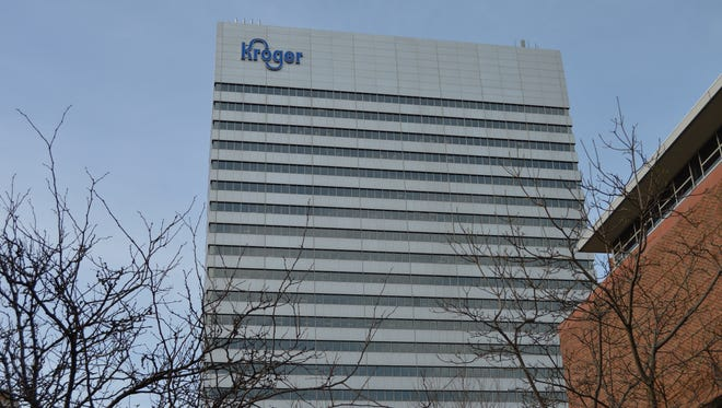 Kroger is based in downtown Cincinnati.