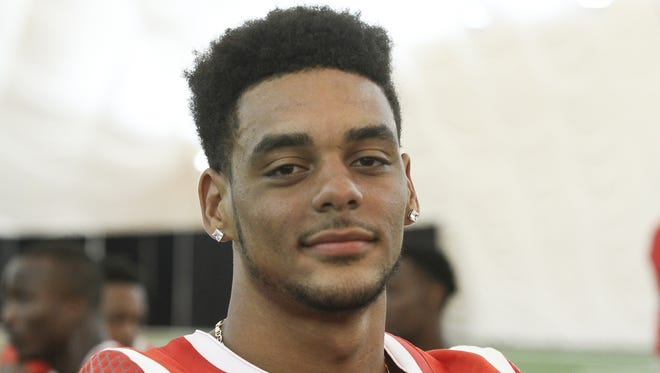 CB Isaiah Wharton is one of the players new Rutgers football assistant coach Henry Baker will be working with