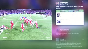 Cutting the Cord: Is Twitter scoring with NFL?