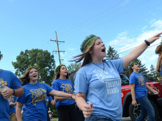 Crowds seed success for Pumpkinfest