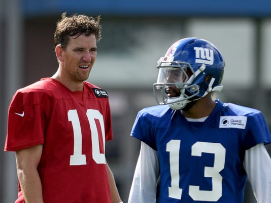 Manning and Odell