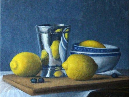 BE Lemon Reflection