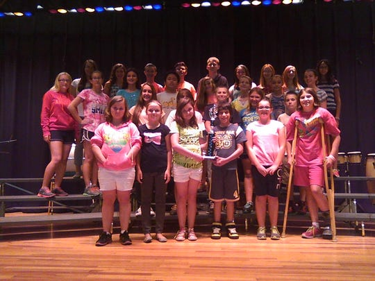 Maurice River Township Elementary School Band