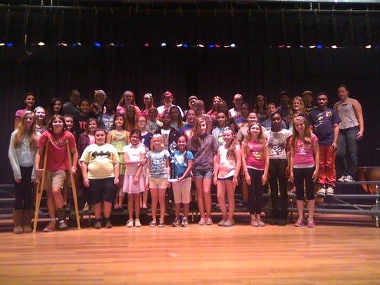 Maurice River Township Elementary School Select Chorus