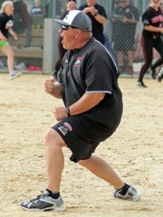 SPASH softball coach Tom Drohner, who owns a 469-65 career record, has brought a lot of intensity and passion to the Panthers program in his 20 seasons at the helm. A lot of those traits can be found in his daughter Aubrey, a senior standout for the Panthers.