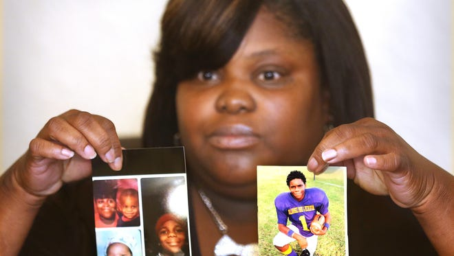 Ayouna McClinton, the mother of 18-year-old Duane Strong, will receive a $325,000 settlement from the city of Tallahassee. Strong was killed during an officer involved shooting in 2014.