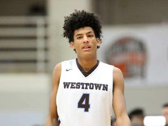 Jake Forrester became IU's fourth commit of Archie Miller's first recruiting class.