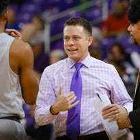 Furman interim coach: First priority is the players