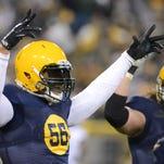 Week 11 in photos: Packers 53, Eagles 20