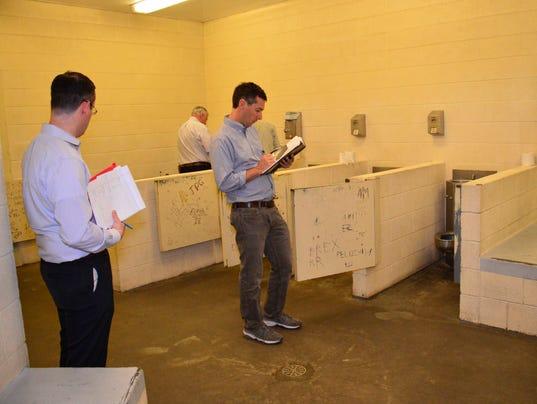 CBP detention facility