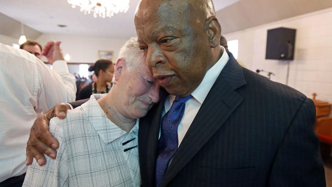 U.S. Rep. John Lewis, D-Ga., died Friday. Lewis fought racial discrimination and other inequalities throughout his life and was an icon of the civil rights era.