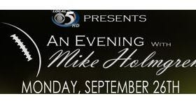 An evening with Mike Holmgren