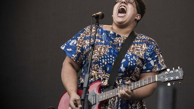 Alabama Shakes performs Saturday at the Marcus Amphitheater for Summerfest.