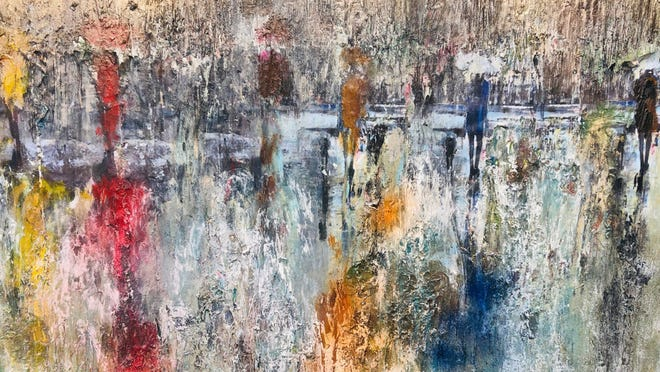 """Stroll Through Central Park"" by Marianne Philip"