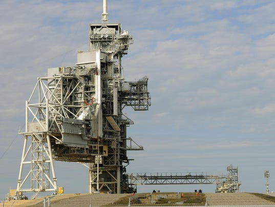SpaceX takes over KSC pad 39A