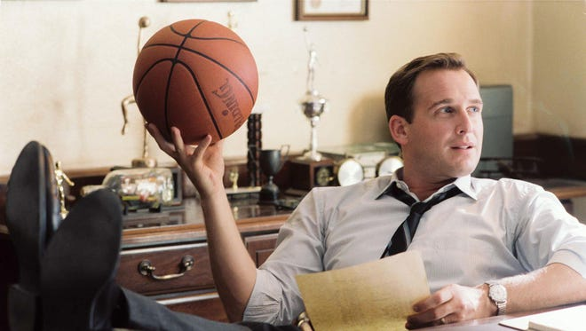 """Josh Lucas plays legendary basketball Hall of Fame coach Don Haskins in """"Glory Road."""""""