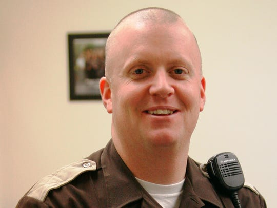 Marion County Deputy Kelly Fredinburg died after his