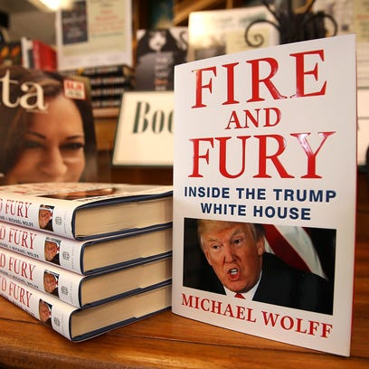Letter to the Editor: 'Fire and Fury' no surprise