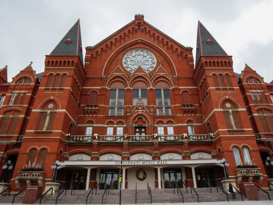 Cincinnati Music Hall has begun its renovations process