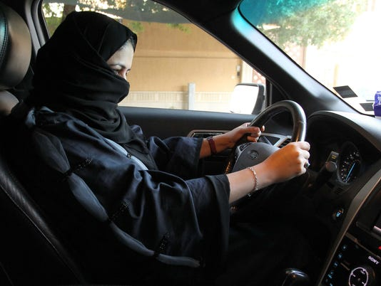 EPA SAUDI ARABIA WOMEN DRIVING POL CITIZENS INITIATIVE & RECALL SAU