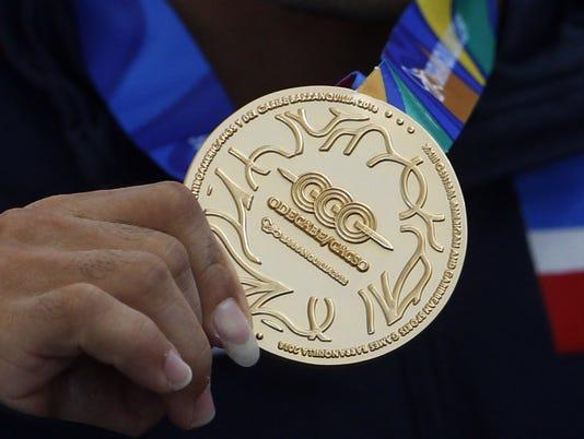 ¿Y cómo son las 3.220 medallas de los Juegos de Barranquilla 2018?