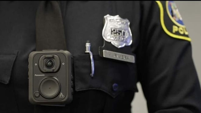 A petition asking the New Bedford Police Department to require all officers to wear body cameras while on duty has amassed nearly 10,000 signatures.