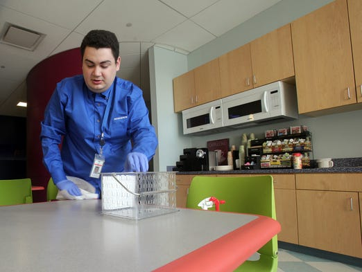 Those with disabilities transforming workplaces for Handicap kitchen aids